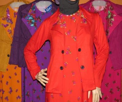 Model Baju Blazer Tanah Abang Murah Terbaru