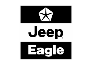 Jeep Eagle Logo Vector