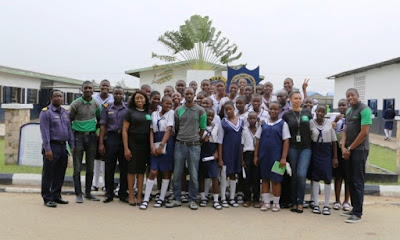 World Savings Day: Heritage Bank Tutor Children On Saving For Secured Future