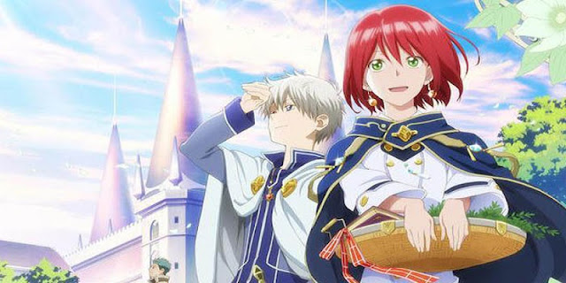 Akagami no Shirayuki-hime 2nd Season (2016)