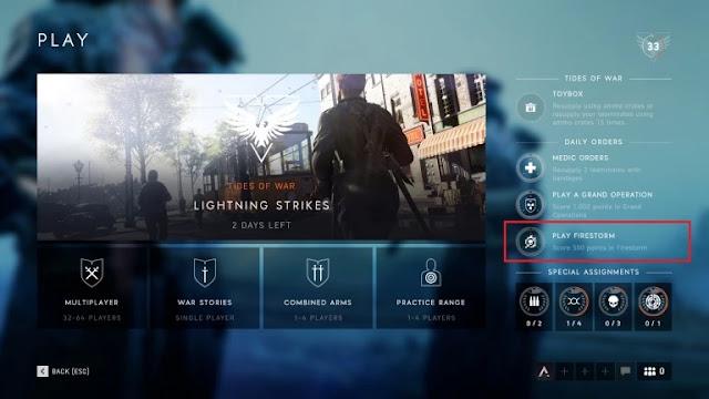 الكشف عن صورة تؤكد قدوم طور الباتل رويال للعبة Battlefield V خلال الأسابيع المقبلة