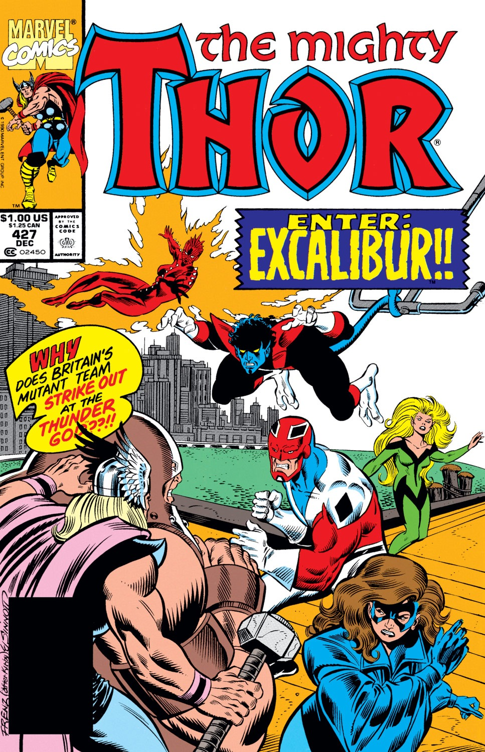 Thor (1966) 427 Page 1