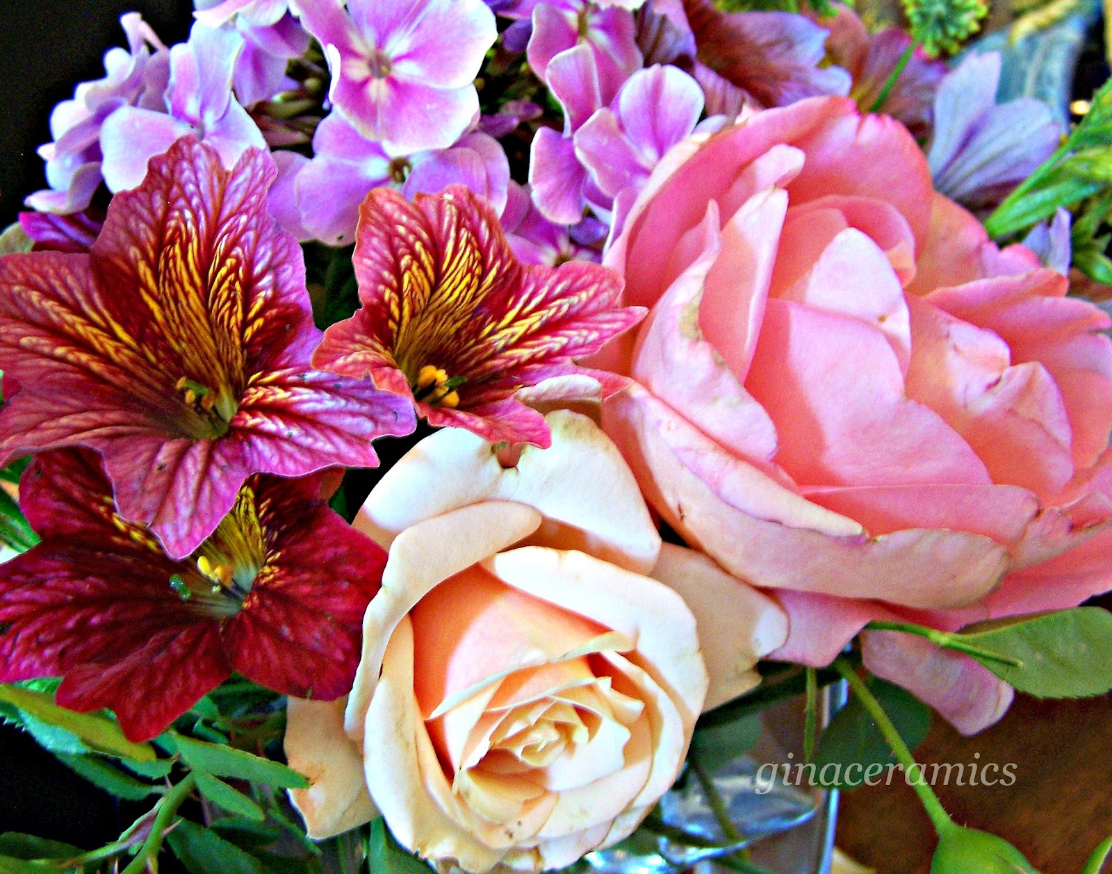 Art and Alfalfa: Rose Petal Potpourri