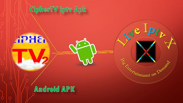 Cipher Tv Iptv APK