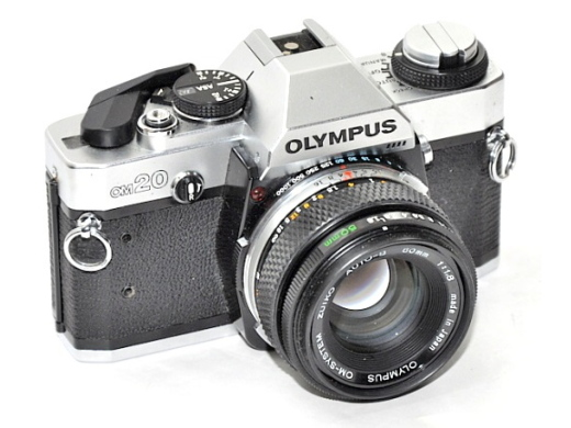 Olympus OM-20 (OM-G in the US), 1983-1987