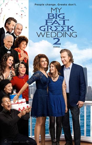 My Big Fat Greek Wedding 2 2016 English Movie Download