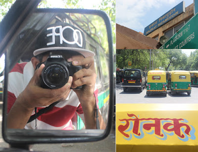 Cover Photo: Delhi - Travel Diary