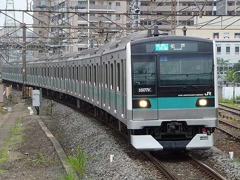 【土日4本だけ】常磐線 各駅停車 松戸行き3 E233系2000番台