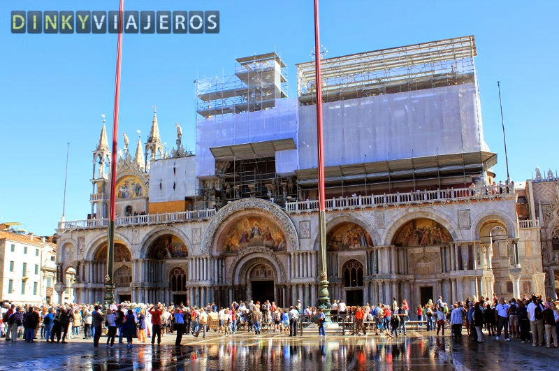 Venecia. Basílica de San Marcos