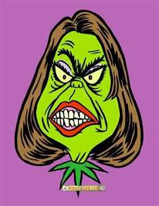 Image result for ms grinch