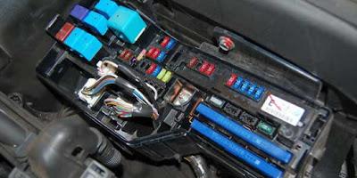 Perbaikan Sekering Mobil Pasca Terendam Banjir, Agung Car