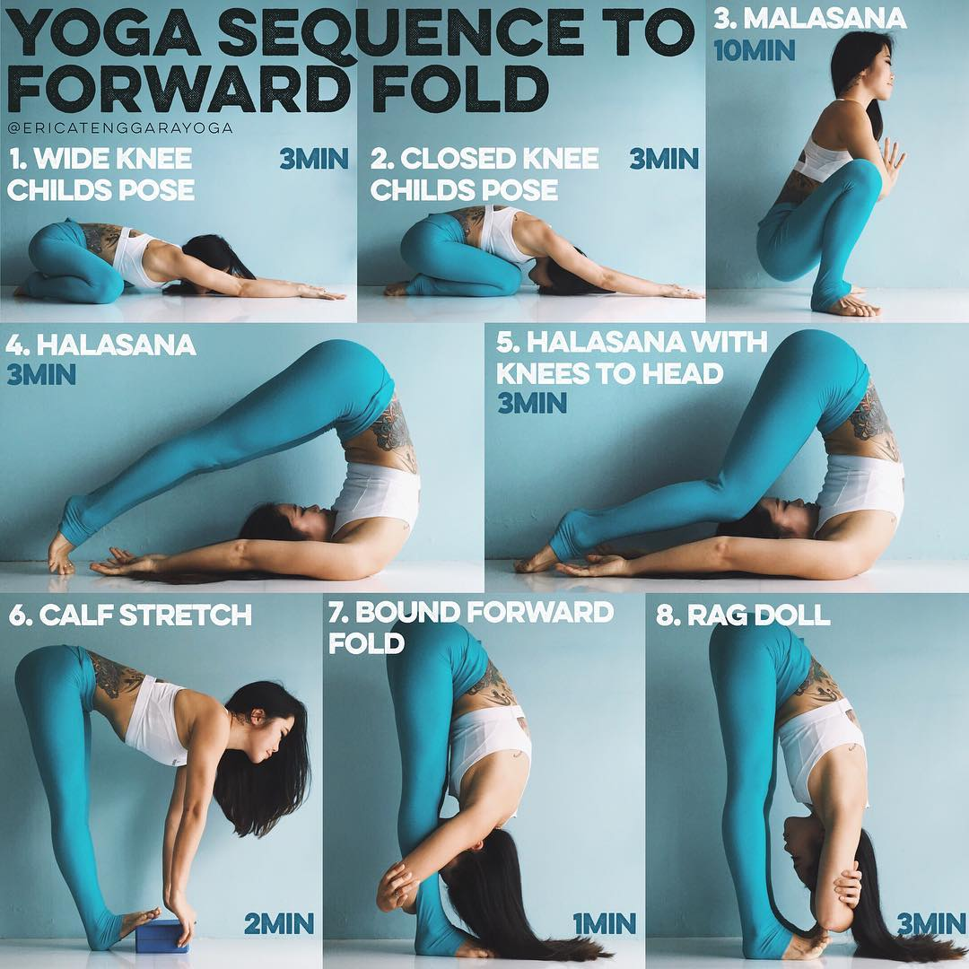 Yoga Sequence: Practice At Home ~ Healthy Lifestyle
