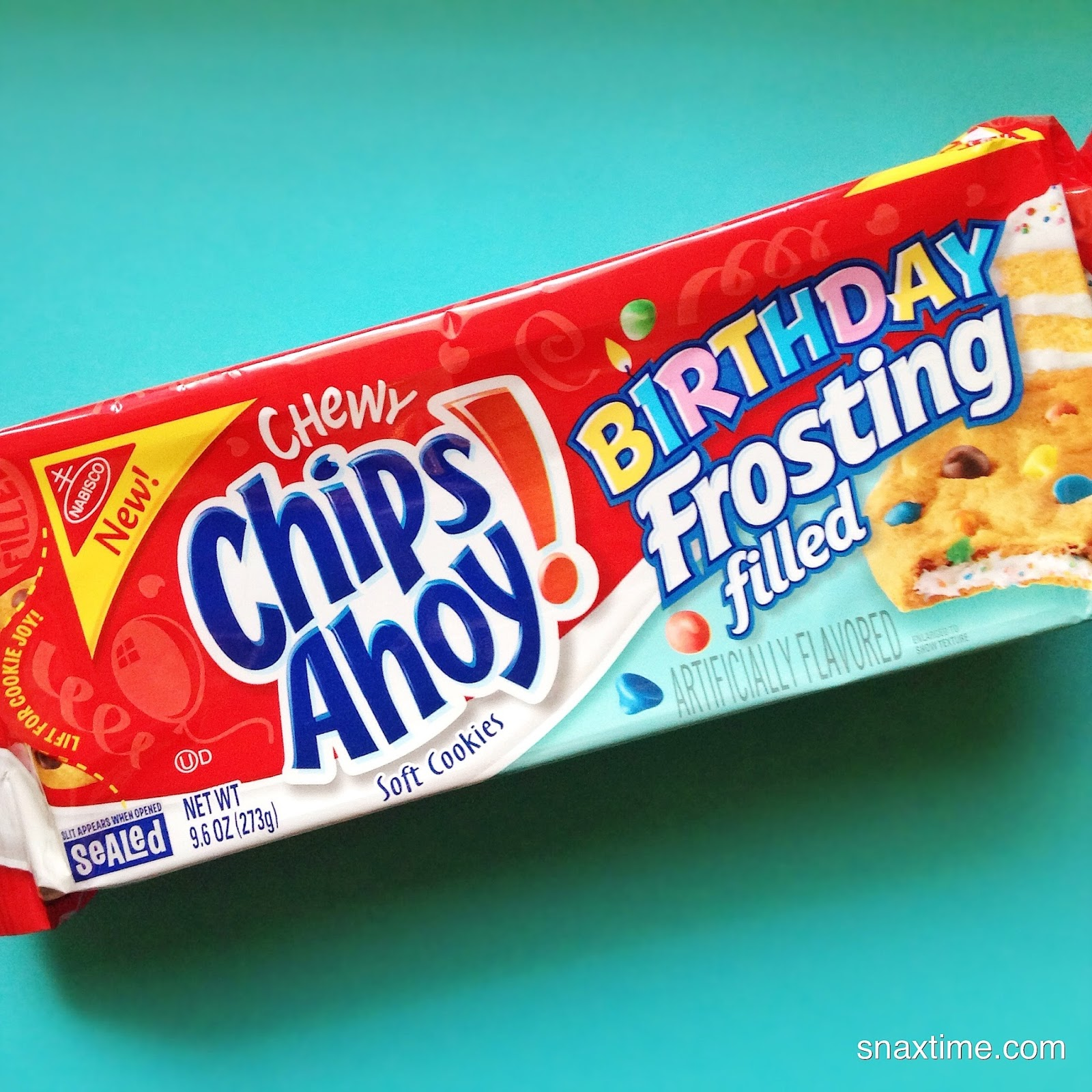 Superb Birthday Cake Cookies Chips Ahoy The Cake Boutique Funny Birthday Cards Online Fluifree Goldxyz