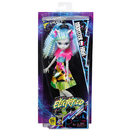 MH Electrified Silvi Timberwolf Doll