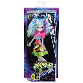 Monster High Silvi Timberwolf Electrified Doll