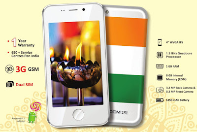 (FREEDOM251) STRATEGY OF CHEAPEST SMARTPHONE IN THE WORLD FOR 251RUPEES(3.67$) AND IT'S REALITY-CHECK.....