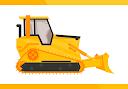 Mini Hydraulic JCB Machine