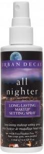 review: all nighter long lasting makeup setting spray, urban decay, machiaj, makeup