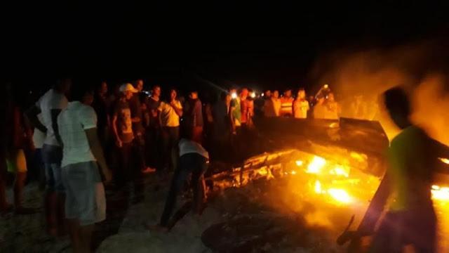 Avioneta llena de droga se estrelló en La Guajira venezolana