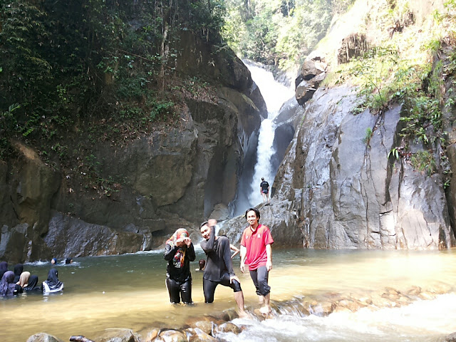 Air terjun Sungai Chiling