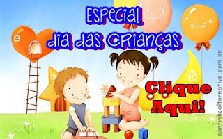 especial dia das crianças