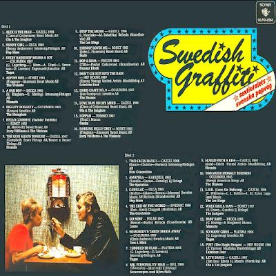 VA - Swedish Graffiti 1 (1962-1968) (2CD 1990)