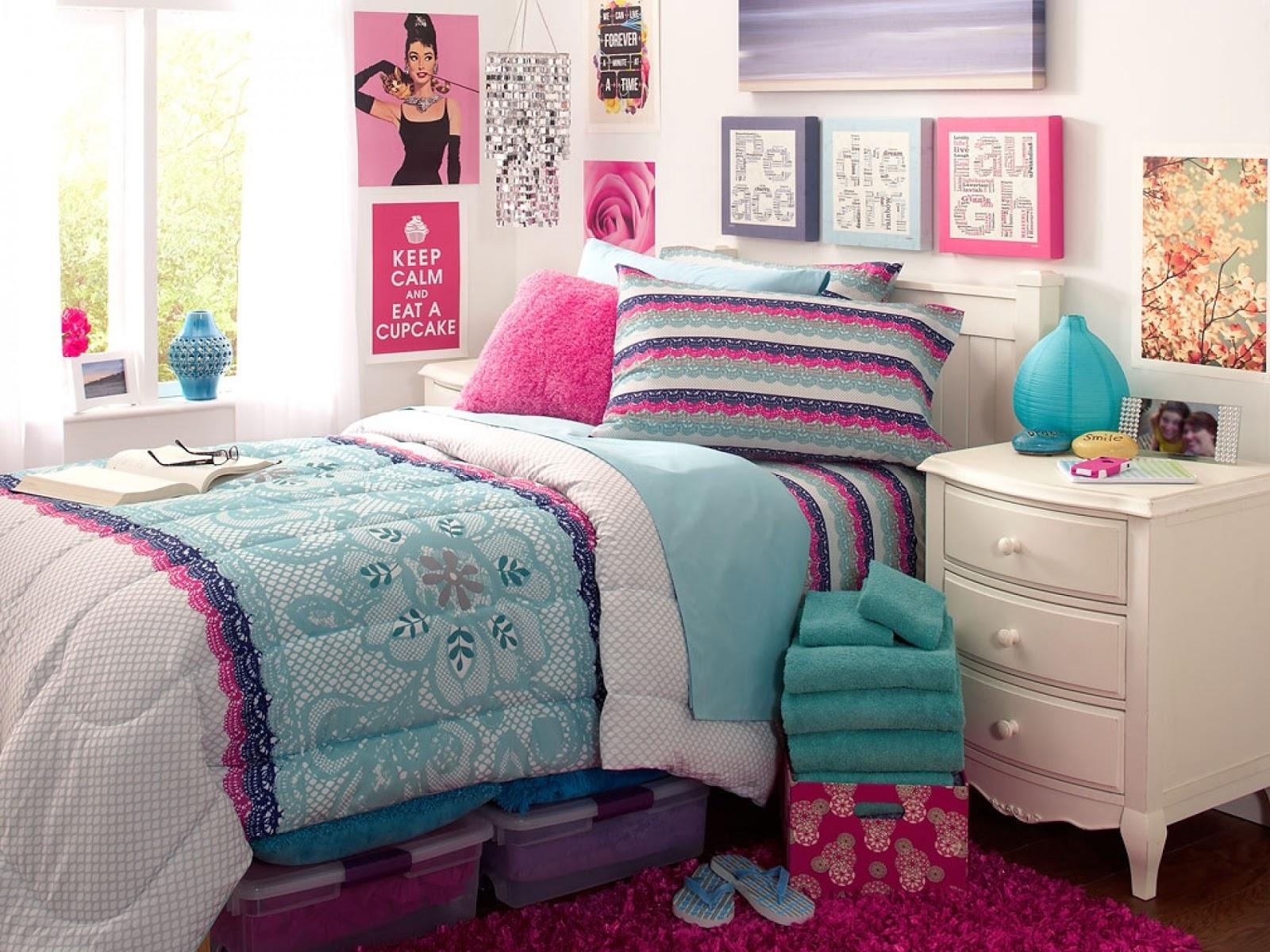 kamar tidur anak perempuan tumblr | sobat interior rumah