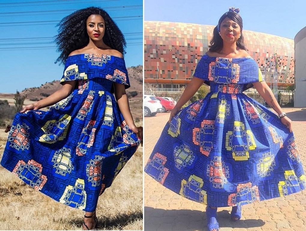 Who wore it best mpho maboi vs jessica nkosi for Jessica designs international wedding dresses