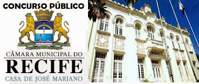 Apostila Concurso Público para da Câmara Municipal do Recife 2014