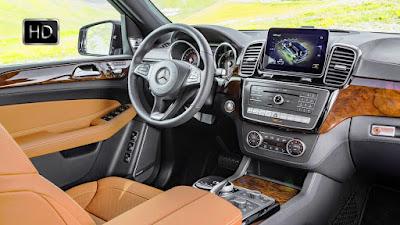Dalaman Kereta Mercedes Benz 350d