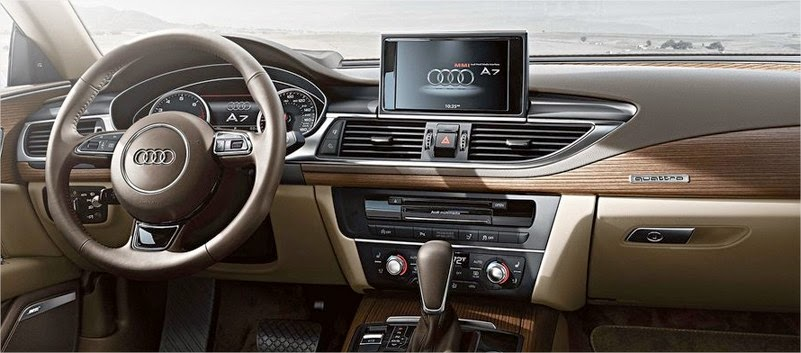 2016 audi a7 specs and interior changes review car junkie. Black Bedroom Furniture Sets. Home Design Ideas