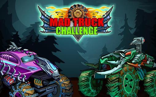 تحميل لعبة Mad Truck Challenge – Racing v3.1.2 مهكرة نقود لا نهاية