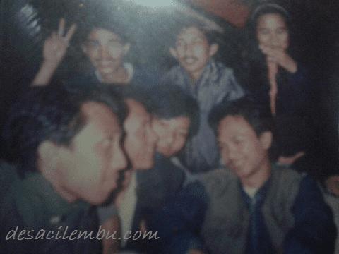 Mancing di Laut Indramayu