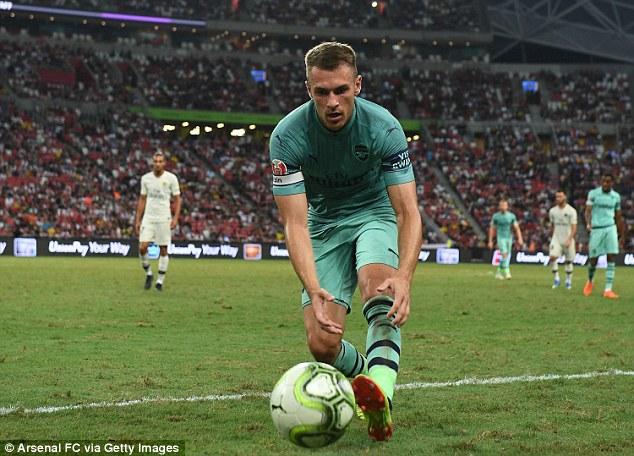 BẢN TIN SÁNG 29/7: Chelsea gây sốc với Ramsey 1