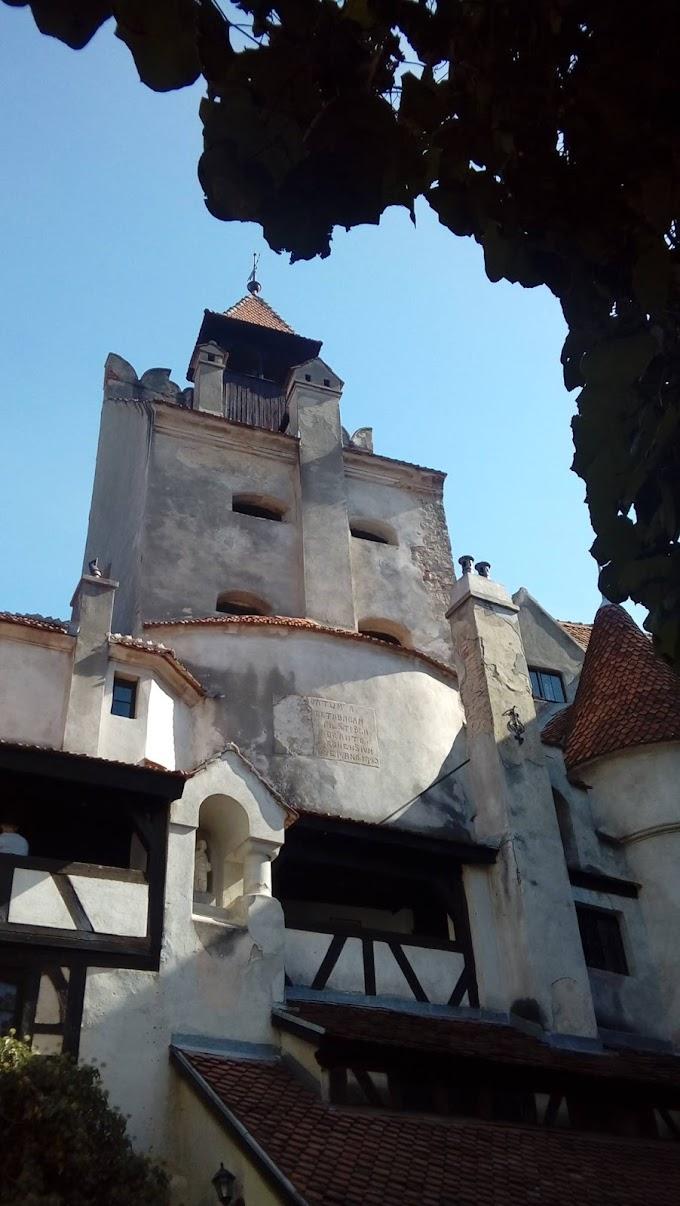 Pe urmele cavalerilor teutoni - Bran, Prejmer, Brasov