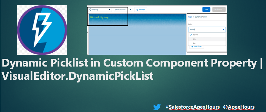 Amit Salesforce | Salesforce Tutorial: Dynamic Picklists in Custom