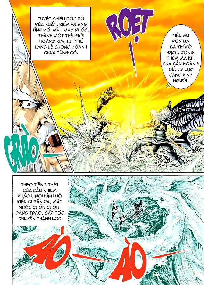 Đại Đường Uy Long chapter 63 trang 4
