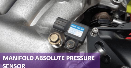 Cara Kerja MAP sensor (Manifold Absolute Pressure) pada ...