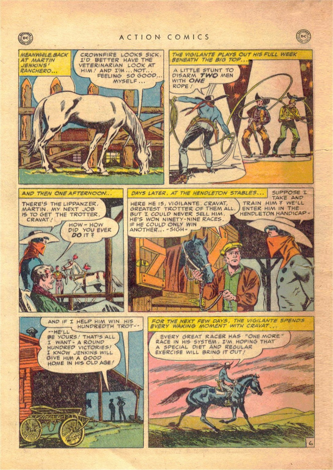 Read online Action Comics (1938) comic -  Issue #138 - 45