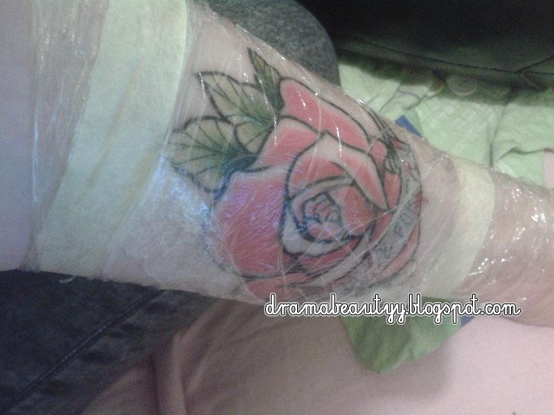 Uroda Dramatycznie Pielęgnacja Zrobiłemam Tatuaż I Co