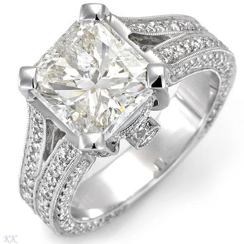 Young Couples Desire for Expensive Engagement Rings
