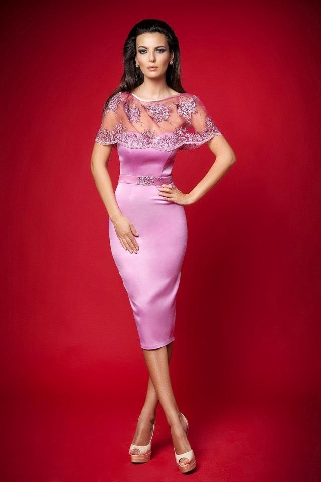 Maravillosos vestidos de noche | Moda Otoño - Invierno | Vestidos ...