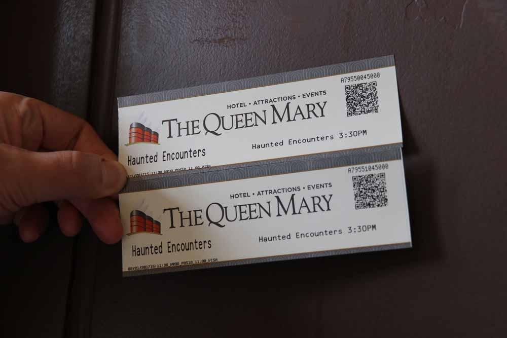 Kummitusjahdissa Queen Mary -aluksella 16