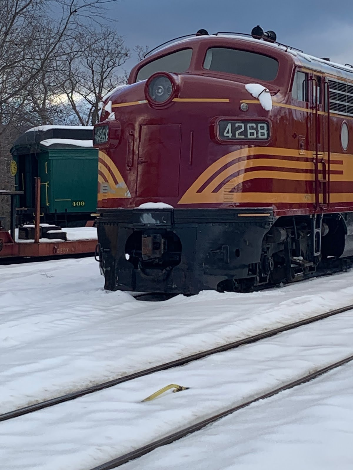 4268 in the snow