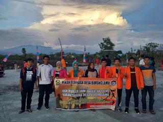 Mahasiswa KKN UNM Bikin Ribut di Kecamatan Arungkeke