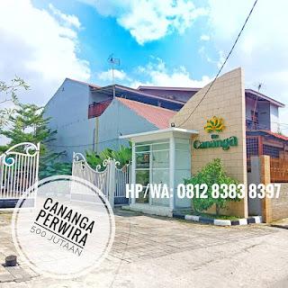 Dijual Rumah Murah Di Tengah Kota Medan Perumahan Cananga Perwira