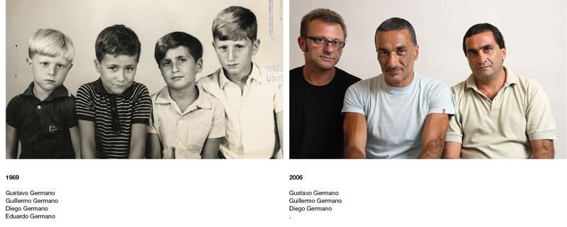 Homenaje del fotógrafo Gustavo Germano a desaparecidos de las dictaduras