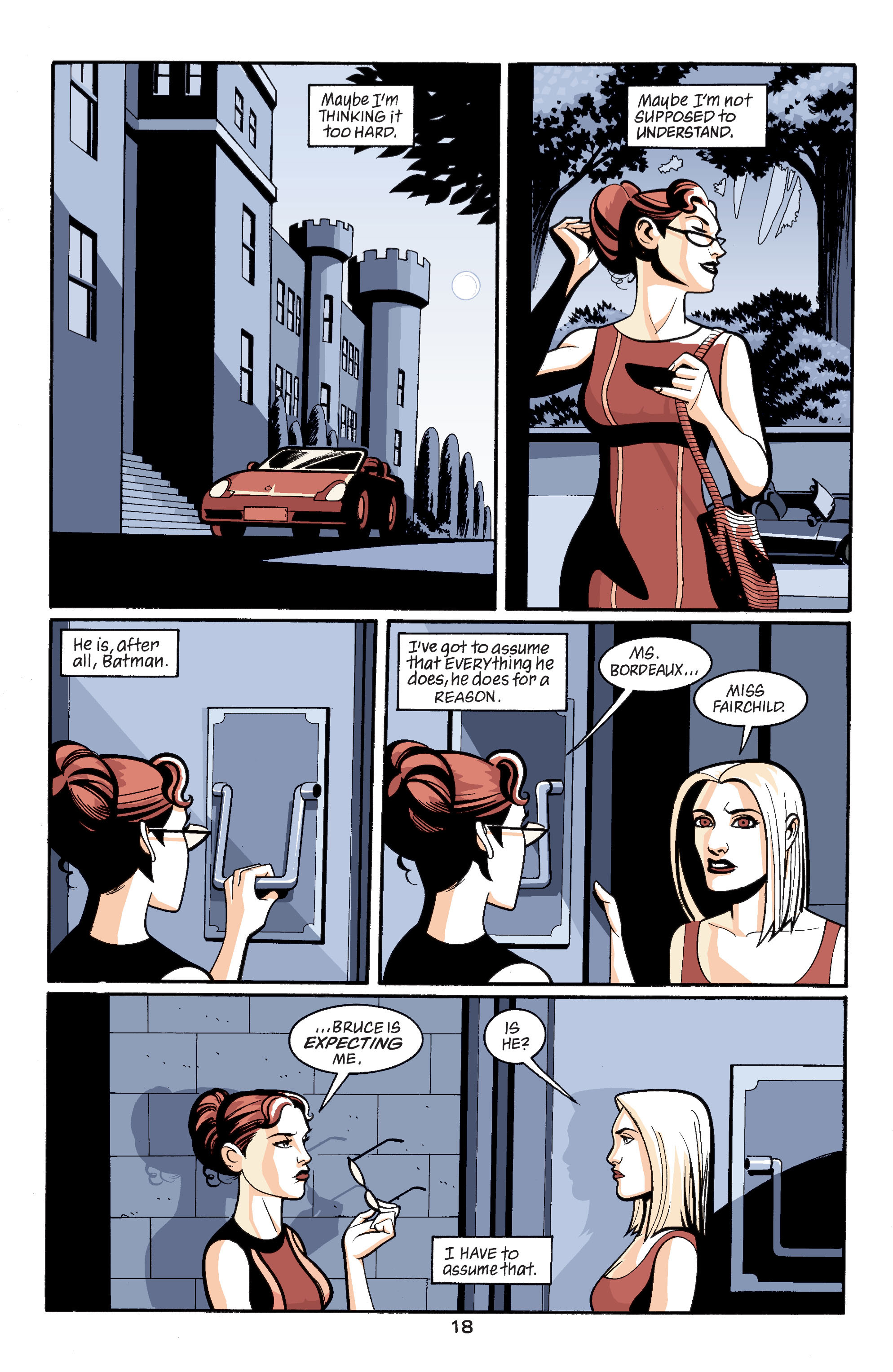 Detective Comics (1937) 764 Page 18