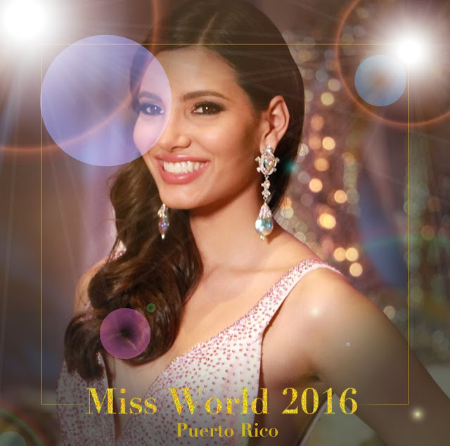 Stephanie Del Valle Miss Puerto Rico Crowned Miss World 2016