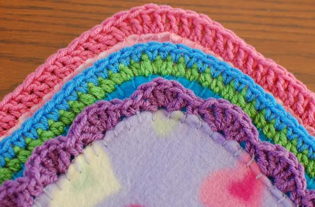 Crochet Edging Pattern